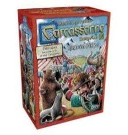 Z-Man Games Carcassonne: Ext. Tous en Piste (FR)