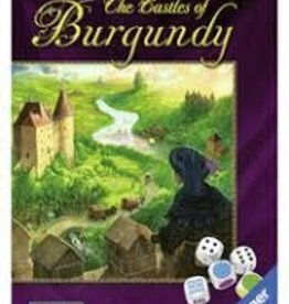 Ravensburger Castle of Burgundy: The Dice Game (EN)