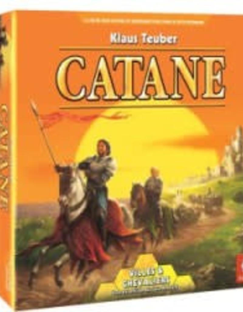 Filosofia Catan Ext. Villes et Chevaliers (fr)