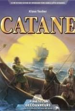 Catan Studio Catane - Pirates et Découvreurs (fr)