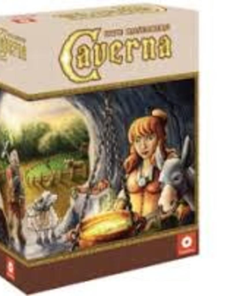 Mayfair Games Caverna (EN)