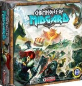 Grey Fox Games Champion de Midgard (FR)