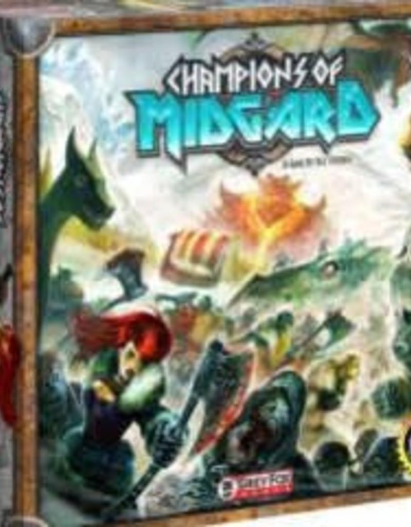 Grey Fox Games Champion de Midgard (FR)