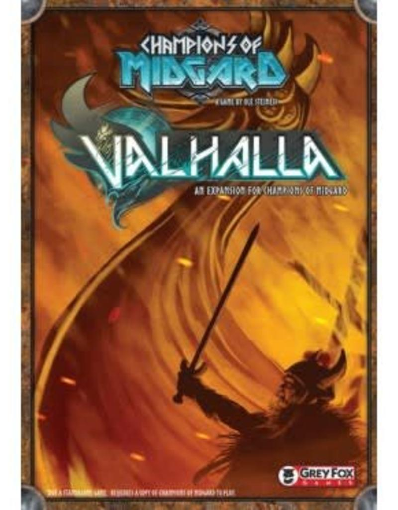 Grey Fox Games Champions of Midgard: Ext. Valhalla (eng)