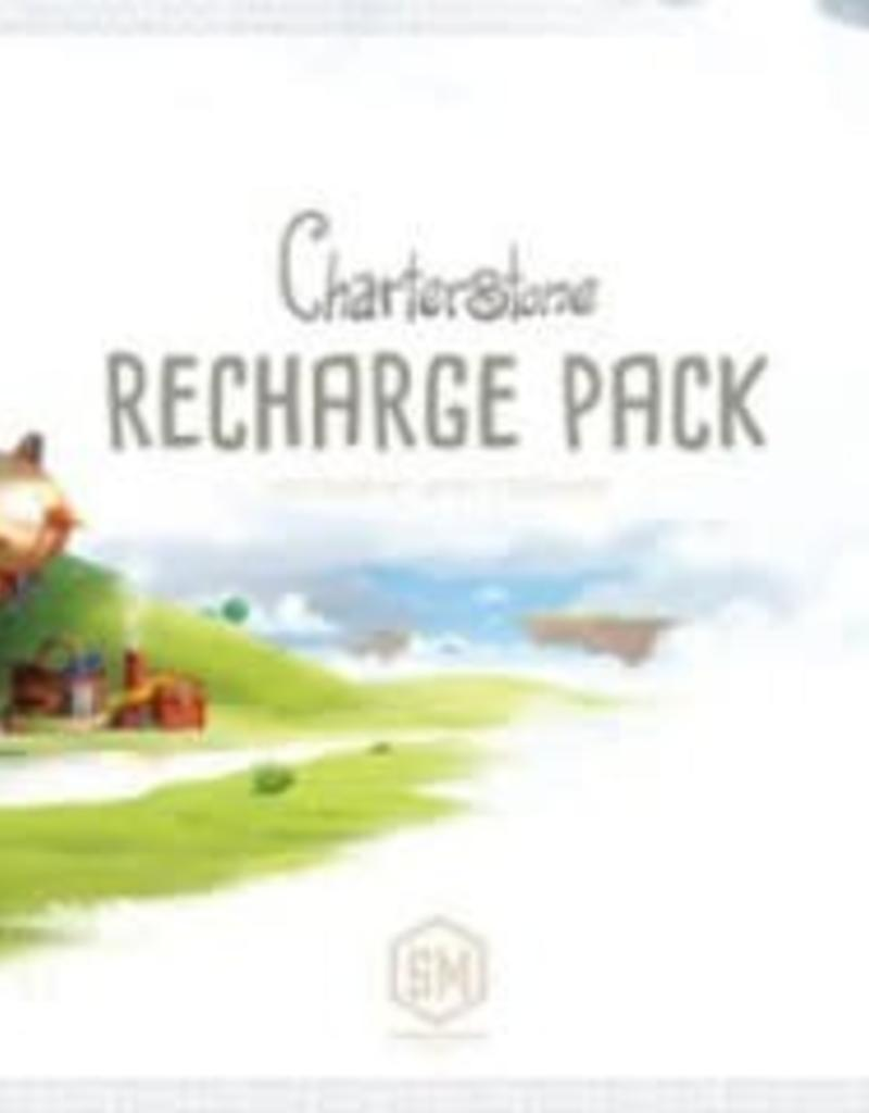 Greater Than Games Charterstone Recharge Pack (EN)