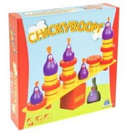 Blue Orange Chickyboom (ML)