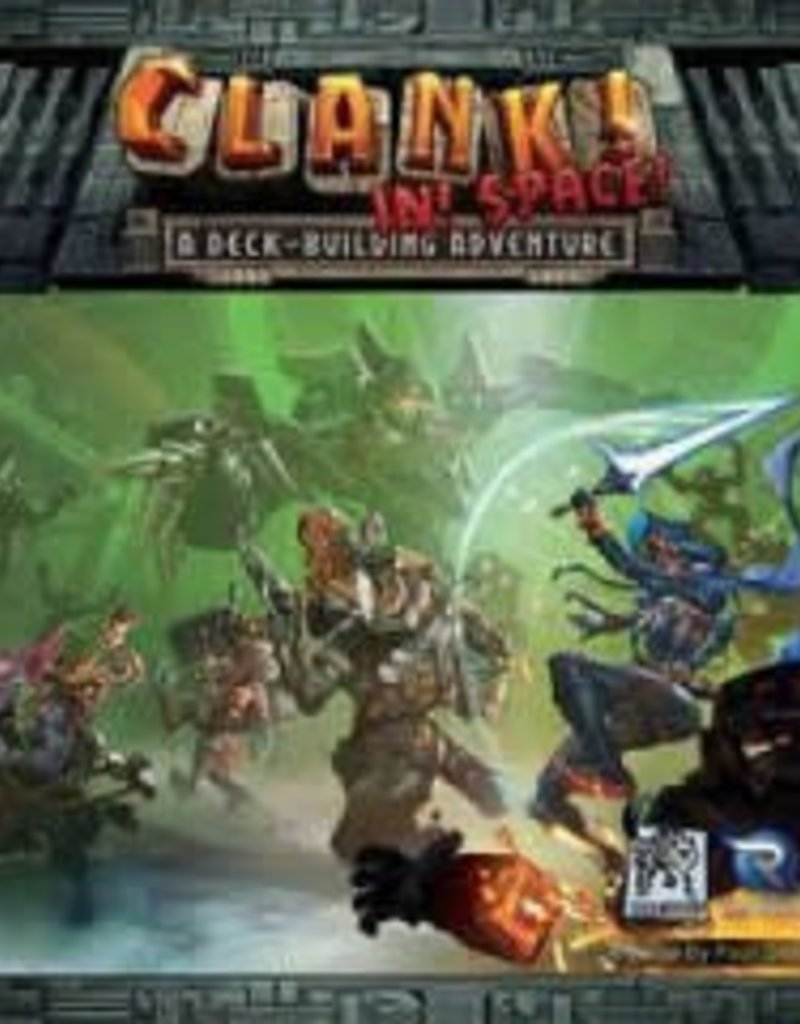 Renegade Game Studio Clank! In! Space! (eng)