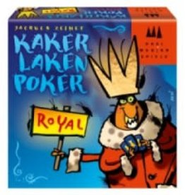 Schmidt Spiele Cockroach Poker Royal (ML)