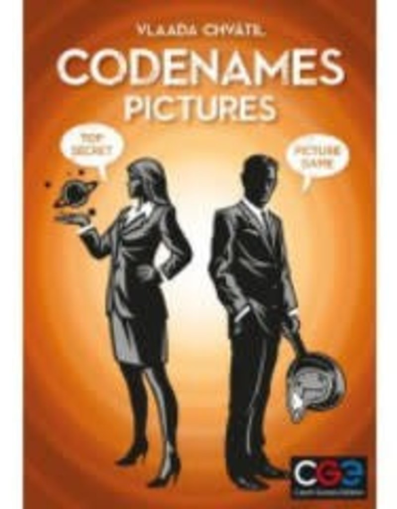 Czech Games Edition Codenames Pictures (eng)