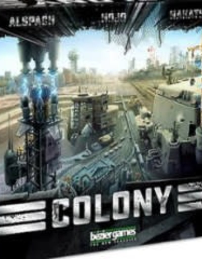 Bezier Games Colony (EN)