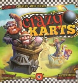 Portal Games Crazy Karts (EN)