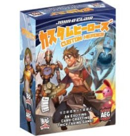 Alderac Entertainment Group Custom Heroes (EN)
