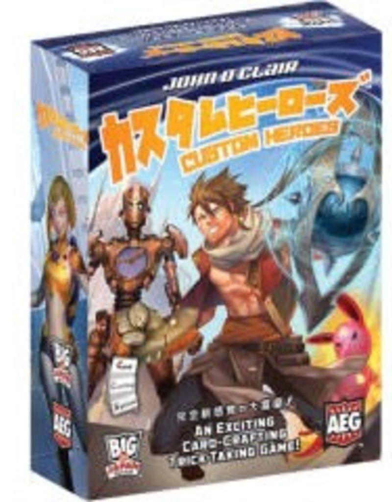 Alderac Entertainment Group Custom Heroes (EN)