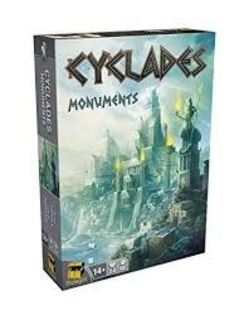 Matagot Cyclades : Monuments (ml)