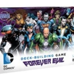 Cryptozoic Entertainment DC Deck Bulding Game Forever Evil (en)