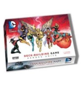 Cryptozoic Entertainment DC Comics Deck-Building Game Heroes Unite (en)