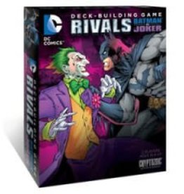 Cryptozoic Entertainment DC Deck Building Game Rivals Batman vs Joker (en)