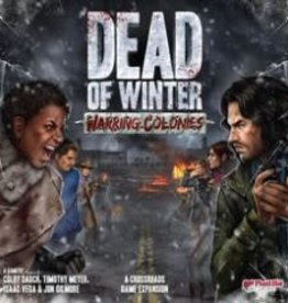 Plaid Hat Games Dead of Winter: Ext. Warring Colonies (EN)