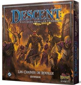 Fantasy Flight Descent: Ext. Les Chaines de Rouille (FR)