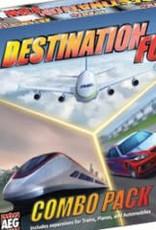 Alderac Entertainment Group Destination fun combo game (ext.) (Eng)