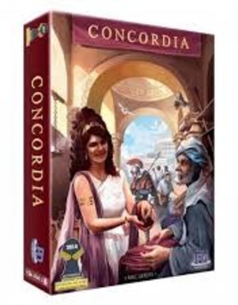 Rio Grande Games Concordia (En)