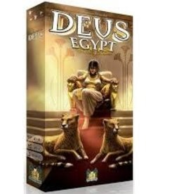 Pearl Games Deus: Ext. Egypt (FR)
