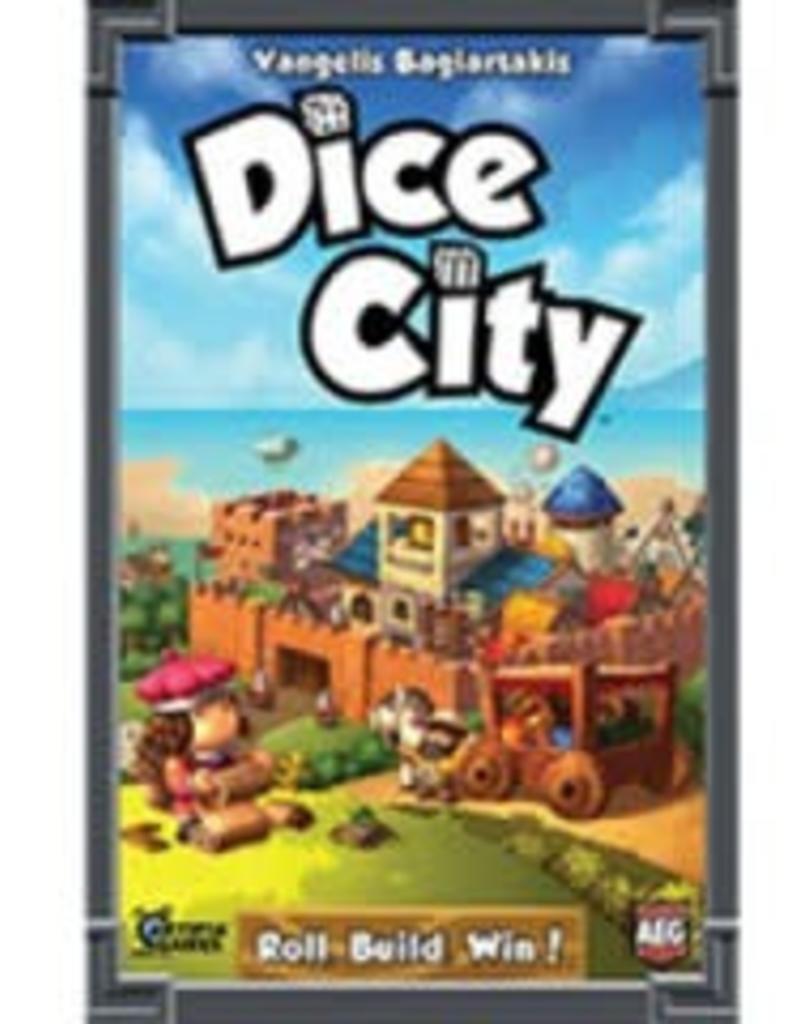 Alderac Entertainment Group Dice City (en)