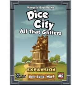 Alderac Entertainment Group Dice City: Ext. All That Glitters (EN)