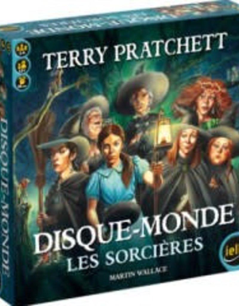 Iello Disque-Monde - Les Sorcières (FR)