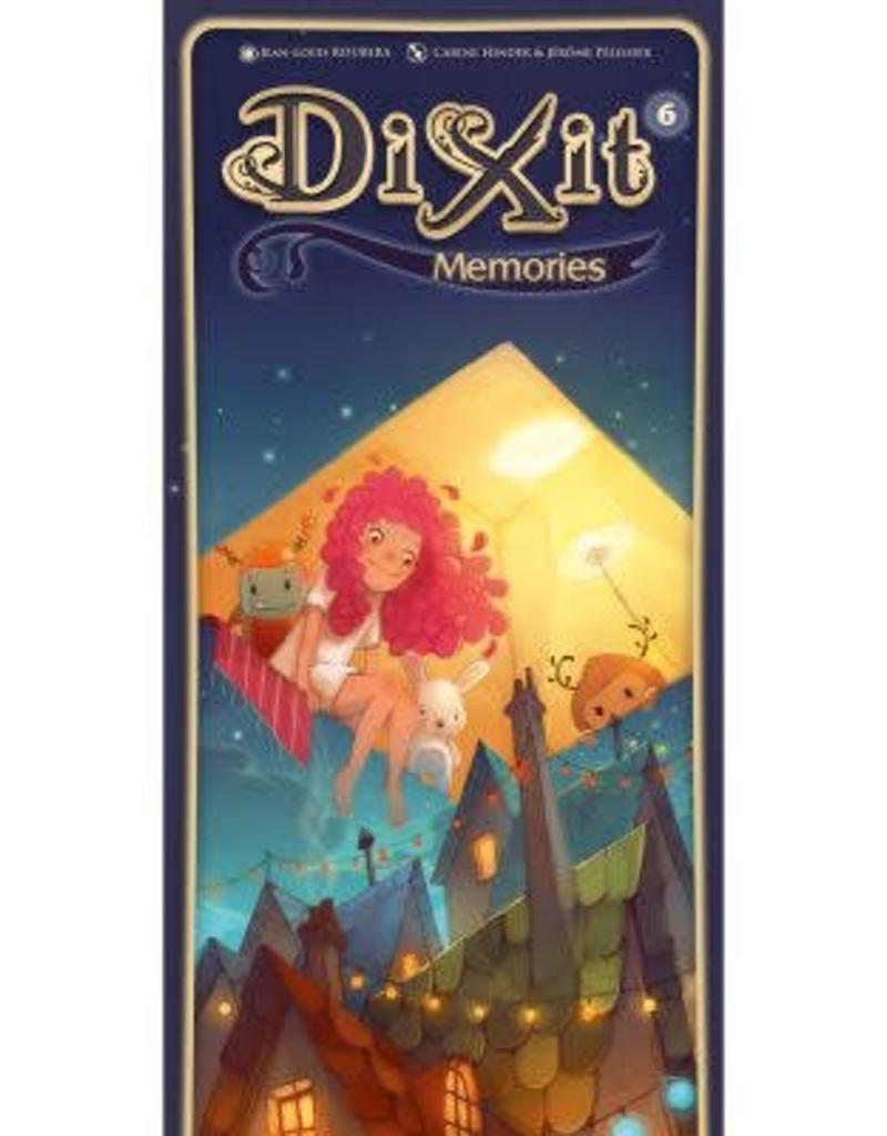 Libellud Dixit: Ext. Memories (FR)