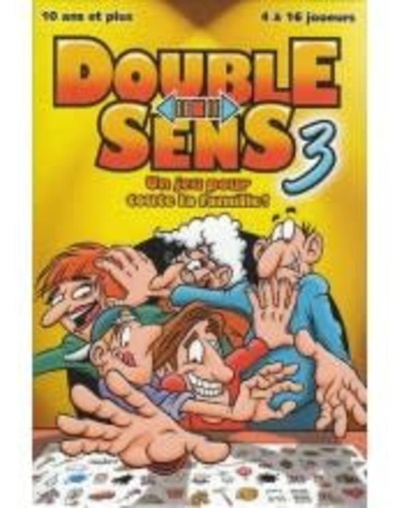Créations Ozzé inc. Double Sens 3 (FR)