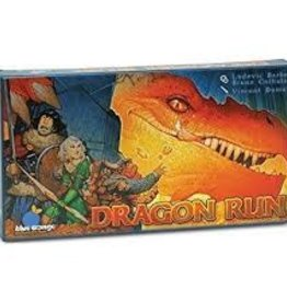 Blue Orange Dragon run (FR)