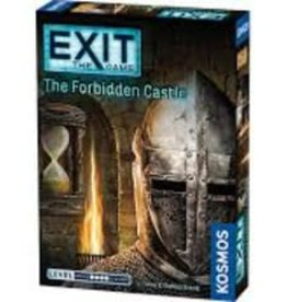 Kosmos Exit The Game - The Forbidden Castle (EN)