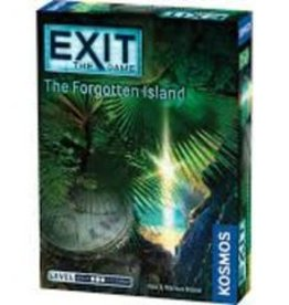 Kosmos Exit The Game - The Forgotten Island Castle (EN)