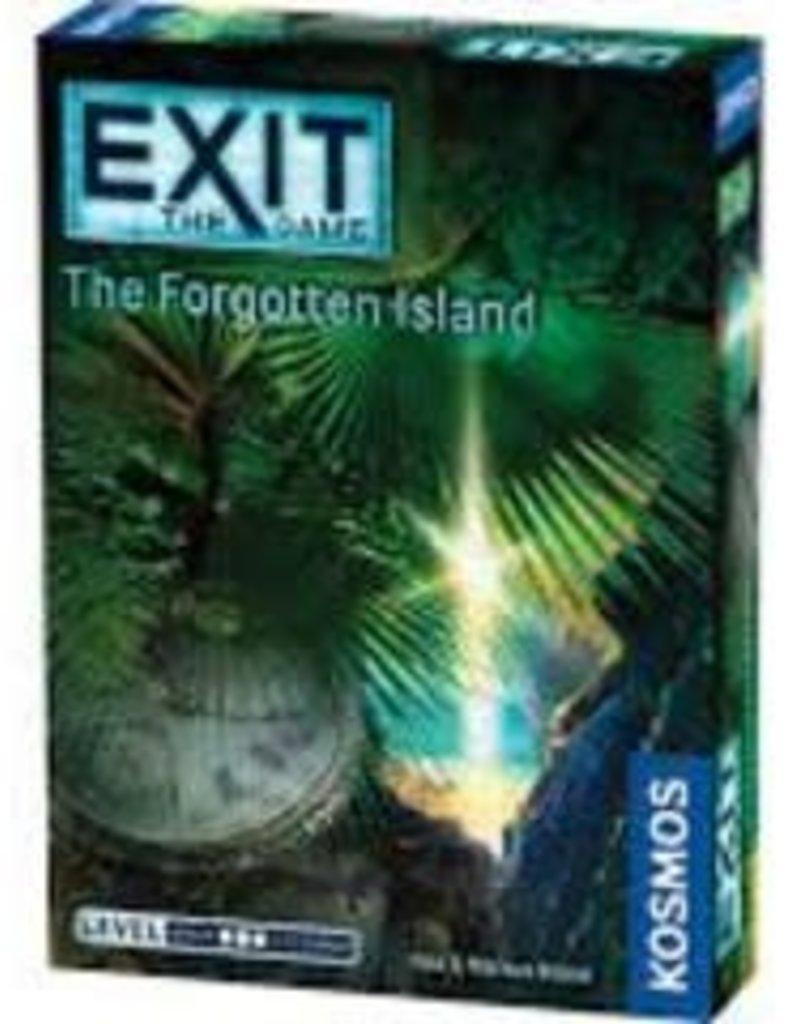 Kosmos Exit The Game - The Forgotten Island Castle (EN)