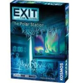 Kosmos Exit The Game - The Polar Station (EN)