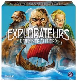 Pixie Games Explorateurs de la Mer du Nord (FR)