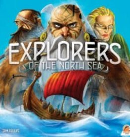 Renegade Game Studio Explorers of the North Sea (EN)