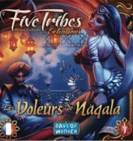 Days of Wonders Five tribes: ext. Les Voleurs de Naqala (ML)