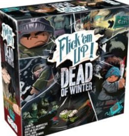 Pretzel Flick'Em Up! Dead of Winter (ML)