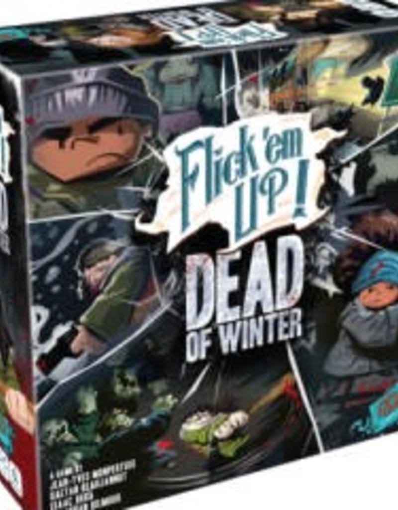 Pretzel Flick'Em Up! Dead of Winter (ML)