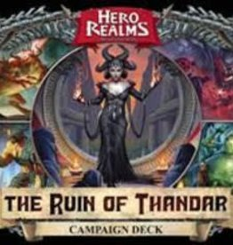 White Wizard Games Hero Realms: Campaign Deck Ruin Thandar Expansion (EN)