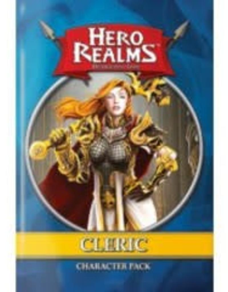 White Wizard Games Hero realms: Cleric Character Pack (EN)