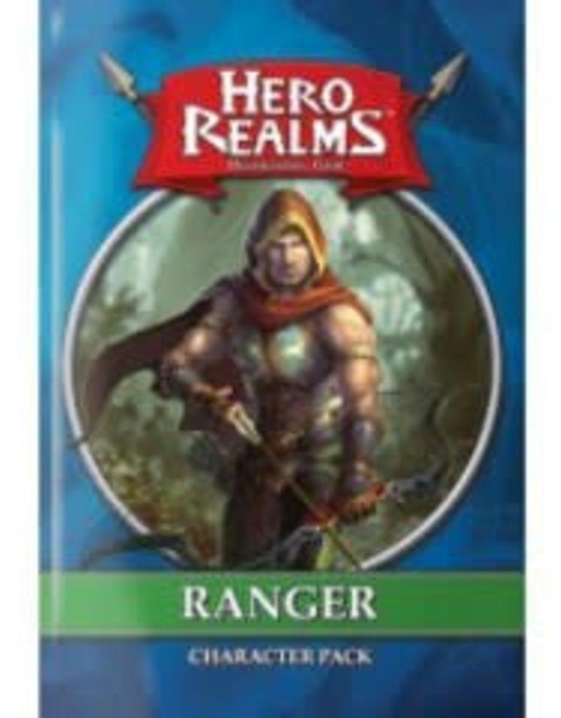 White Wizard Games Hero realms: Ranger Character Pack (EN)