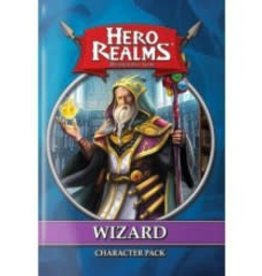 White Wizard Games Hero realms: Wizard Character Pack (EN)