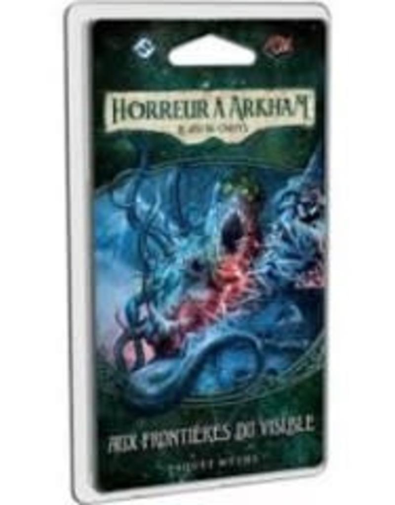 Fantasy Flight Horreur à Arkham (Ljc): Aux Frontières du Visible