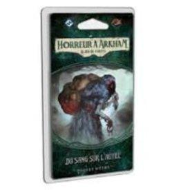 Fantasy Flight Horreur à Arkham: Du Sang sur l'Autel