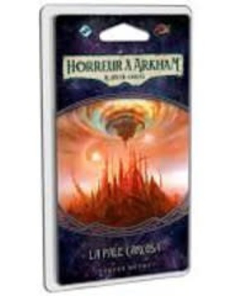 Fantasy Flight Horreur à Arkham: La Pâle Carcosa