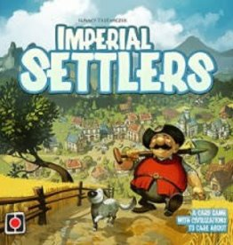Portal Games Imperial Settlers (EN)