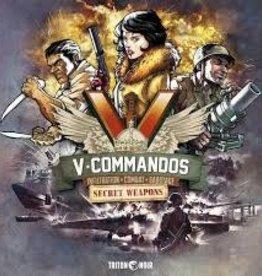 Triton Noir V-Commando: Ext. Secret Weapon (ML)